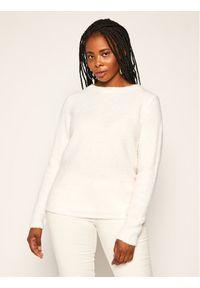 Beżowy sweter klasyczny Persona by Marina Rinaldi