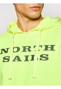 Żółta bluza North Sails