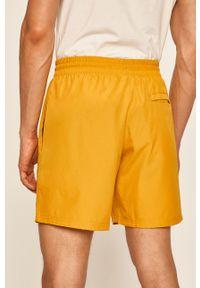 Żółte szorty New Balance na co dzień, casualowe #3