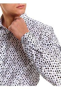 Biała koszula TOP SECRET długa, z długim rękawem