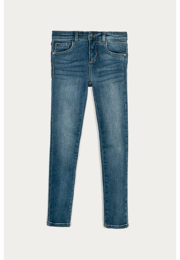 Niebieskie jeansy Kids Only