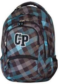 Patio Plecak młodzieżowy CoolPack College, Classic Grey 27L (59985CP). Styl: młodzieżowy