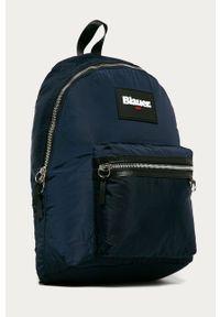 Niebieski plecak Blauer