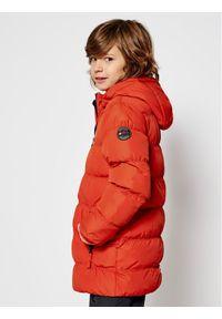 Pomarańczowa kurtka zimowa LEGO Wear