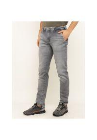 Jeansy Slim Fit Pepe Jeans James PM202365. Kolor: szary. Materiał: elastan, bawełna #1