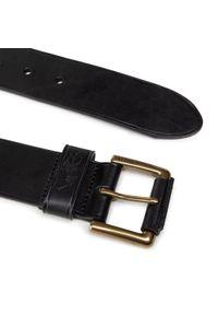 Polo Ralph Lauren - Pasek Męski POLO RALPH LAUREN - Polo Keep Bt 405820098002 Black. Kolor: czarny. Materiał: skóra