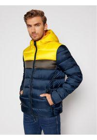 Niebieska kurtka zimowa CMP