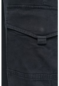 Jack & Jones - Spodnie. Okazja: na co dzień. Kolor: niebieski. Materiał: tkanina, elastan, bawełna. Wzór: gładki. Styl: casual #5