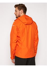 Pomarańczowa kurtka turystyczna Salewa