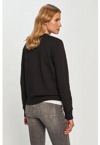 Calvin Klein Jeans - Bluza. Okazja: na co dzień. Kolor: szary. Wzór: nadruk. Styl: casual