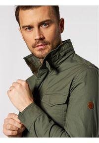 Zielona kurtka przejściowa Jack & Jones