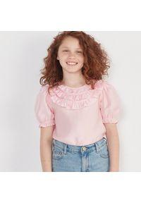 Różowa koszula Reserved