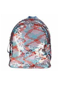Top Model Cekinowy plecak , Kolor ze zmieniającymi się cekinami
