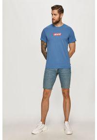 T-shirt Levi's® z nadrukiem, na co dzień, biznesowy