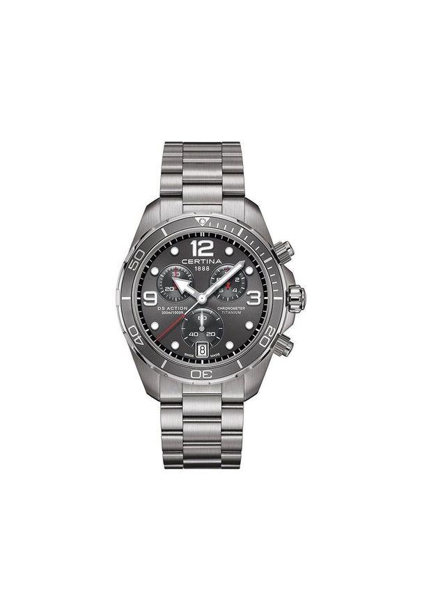 Morski zegarek CERTINA sportowy