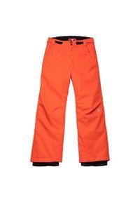 Spodnie dla dzieci narciarskie Rossignol RLJYP11. Materiał: tkanina, poliester, materiał, syntetyk. Sezon: zima. Sport: narciarstwo
