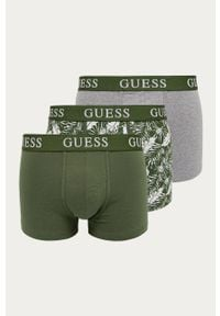 Zielone majtki Guess