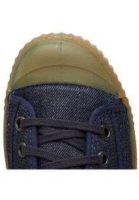G-Star RAW - G-Star Raw Trampki Rovulc Roel Low D04354-8714-881 Granatowy. Kolor: niebieski