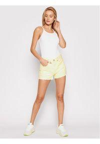 Levi's® Body Rib 29766-0001 Biały Slim Fit. Kolor: biały