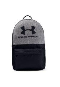 Plecak sportowy Under Armour Loudon 18L 1342654040. Kolor: szary. Materiał: materiał, poliester. Styl: sportowy