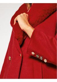 Czerwony płaszcz przejściowy Liu Jo