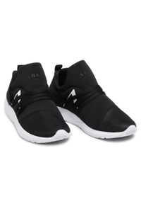 Czarne buty sportowe ARKK Copenhagen z cholewką