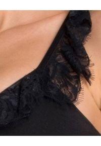BEACH BUNNY - Top od bikini. Kolor: czarny. Materiał: materiał