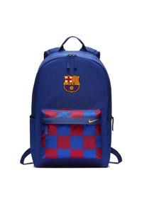 Plecak sportowy Nike FC Barcelona Stadium 20 BA5819. Materiał: materiał, poliester. Styl: sportowy