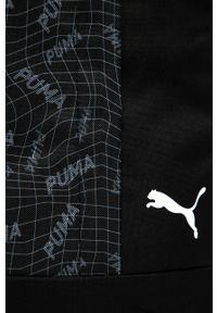 Czarny plecak Puma gładki