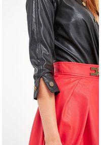 Bluzka body Elisabetta Franchi z aplikacjami