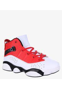 Casu - Białe buty sportowe sznurowane casu 201d/wr1. Kolor: biały