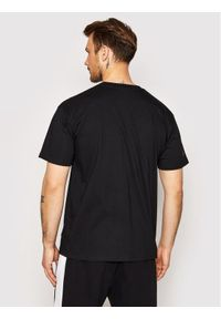PLNY Textylia T-Shirt Stanford 00005 Czarny Regular Fit. Kolor: czarny