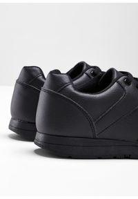 Czarne buty sportowe bonprix #6