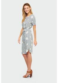 Sukienka Greenpoint z nadrukiem #1