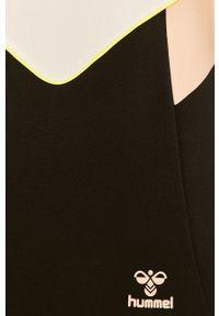 Czarna bluza Hummel raglanowy rękaw, na co dzień