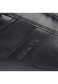Geox Sneakersy U Edgeware B U023BB 043BC C9999 Czarny. Kolor: czarny