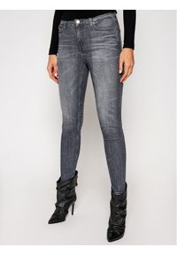 Szare jeansy slim Tommy Jeans
