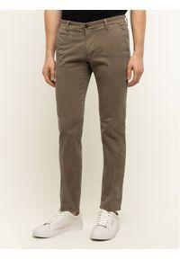 Baldessarini Spodnie materiałowe Jorgen 16838/000/2215 Zielony Regular Fit. Kolor: zielony. Materiał: materiał