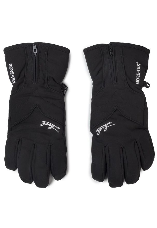 Czarna rękawiczka sportowa Level Gore-Tex, narciarska