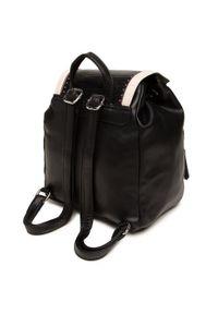 Czarny plecak Gioseppo