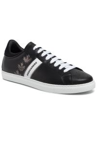 Czarne sneakersy DSQUARED2