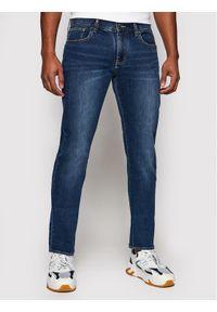 Armani Exchange Jeansy 8NZJ13 Z3DXZ 1500 Granatowy Slim Fit. Kolor: niebieski