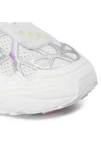 Białe buty sportowe Saucony z cholewką
