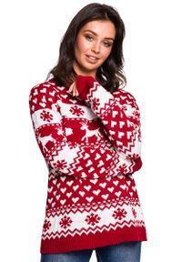 Sweter oversize MOE na zimę