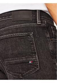 TOMMY HILFIGER - Tommy Hilfiger Jeansy Slim Fit MW0MW01755 Czarny Slim Fit. Kolor: czarny. Materiał: jeans