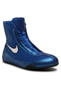 Niebieskie buty treningowe Nike