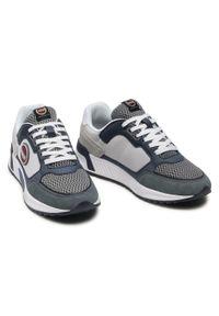 Colmar - Sneakersy COLMAR - Dalton Vice 016 Lt Gray/Navy/Dusty Blue. Okazja: na co dzień. Kolor: niebieski. Materiał: zamsz, skóra ekologiczna, materiał. Szerokość cholewki: normalna. Styl: casual, elegancki #6