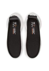 Białe sneakersy ACBC z cholewką