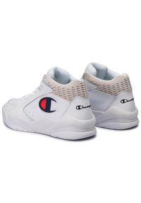 Białe sneakersy Champion