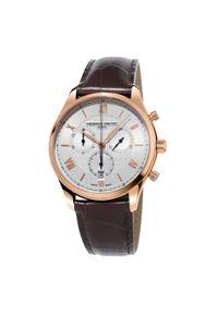 FREDERIQUE CONSTANT PROMOCJA ZEGAREK CLASSICS FC-292MV5B4. Rodzaj zegarka: smartwatch. Styl: klasyczny, elegancki